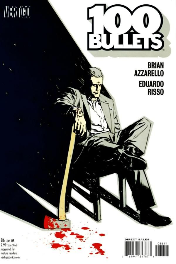 Leer Comic 100 Balas / 100 Bullets Online en Español