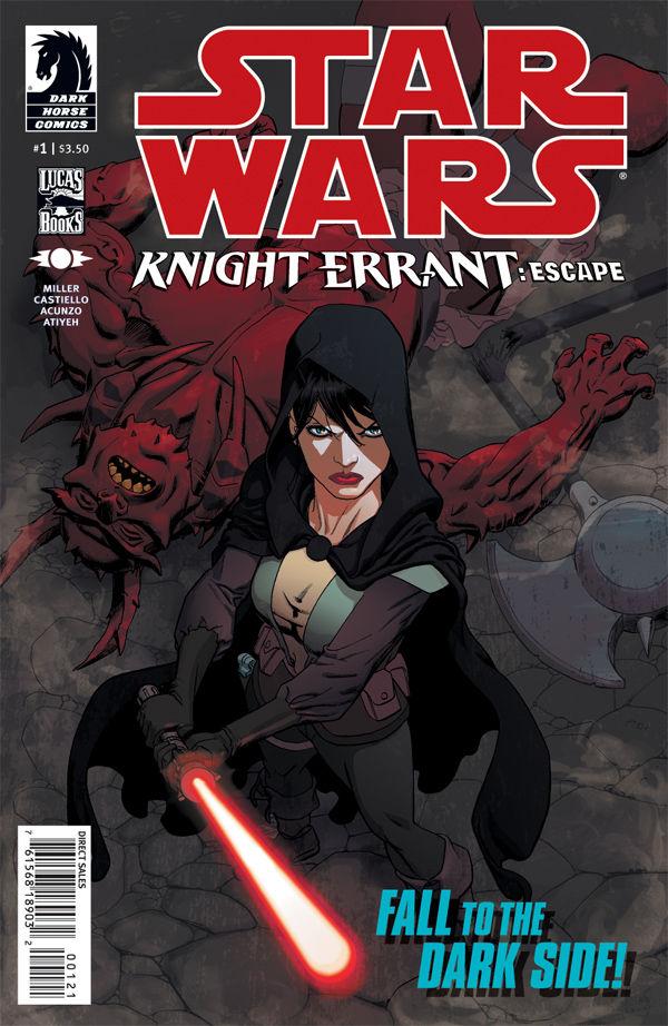 Leer Star Wars: Knight Errant Online en Español