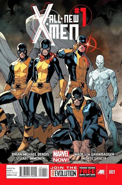 Leer All-New X-Men Volumen 1 Online en Español