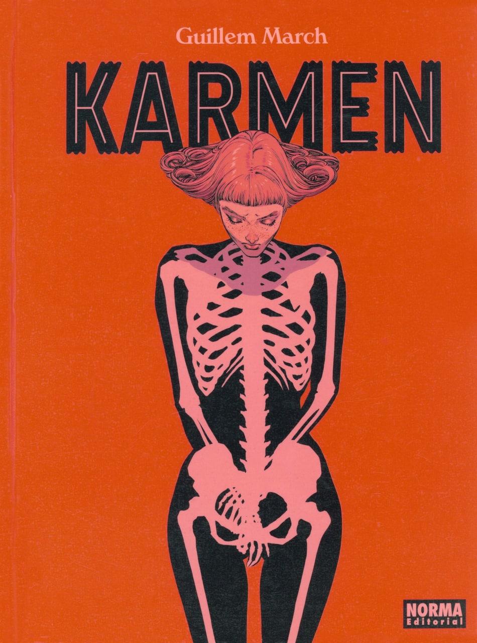Leer Karmen comic online en español