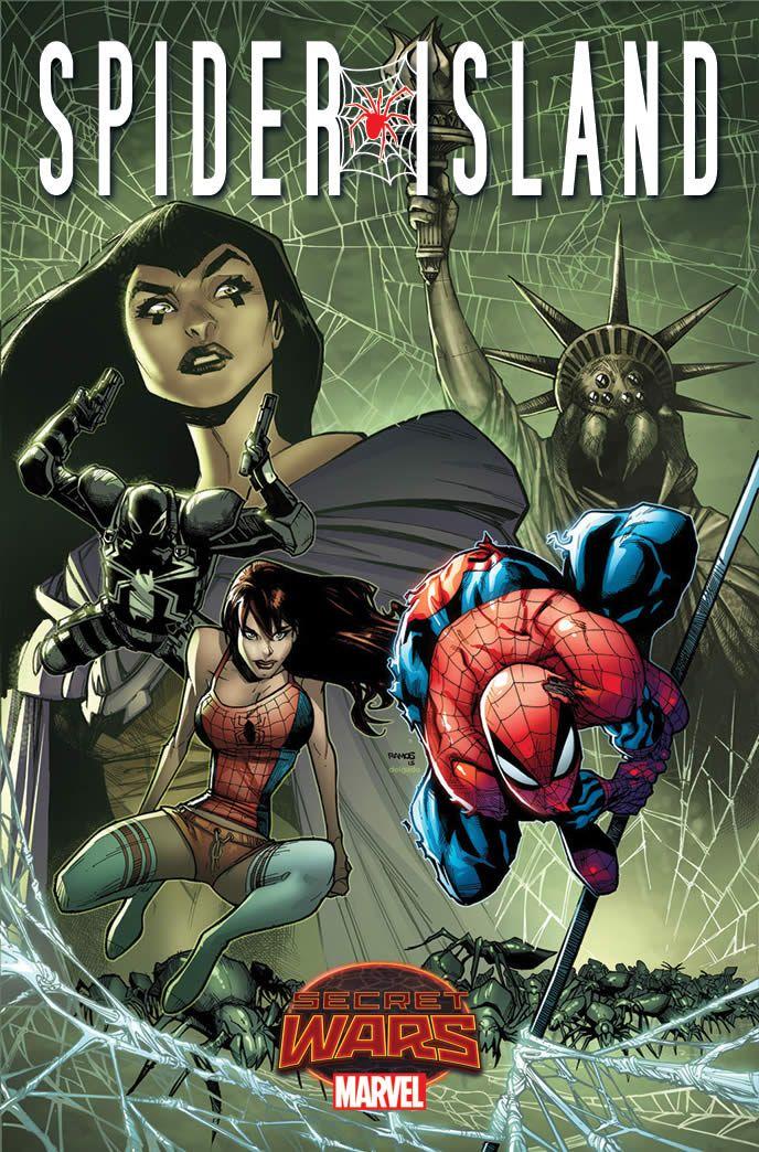 Leer Spider Island Online en Español