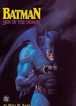 Leer Batman – Son of the Demon Online en Español