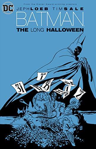 Leer Batman The Long Halloween Online en Español