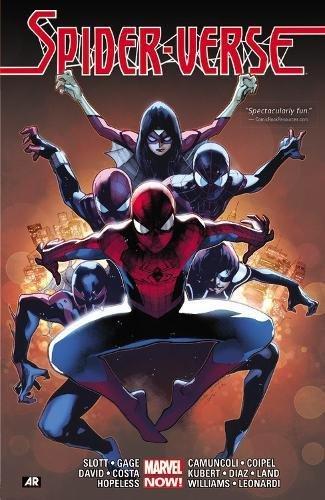 Leer Spider Verse + Tie-Ins  Online en español