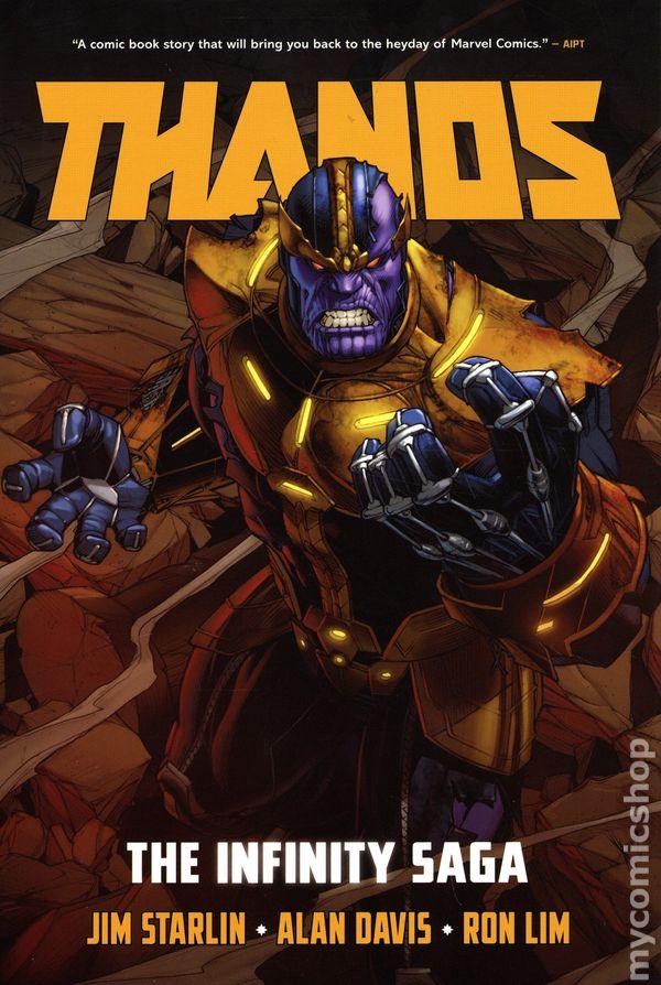 Leer Trilogia Thanos The Infinity Saga (Revelation, Relativity y Finale) Online en Español
