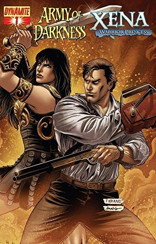 Leer Army of Darkness / Xena: Warrior Princess – ¿Por qué no?/ Why not? Online en Español