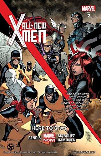 Leer All-New X-Men Volumen 2 Online en Español