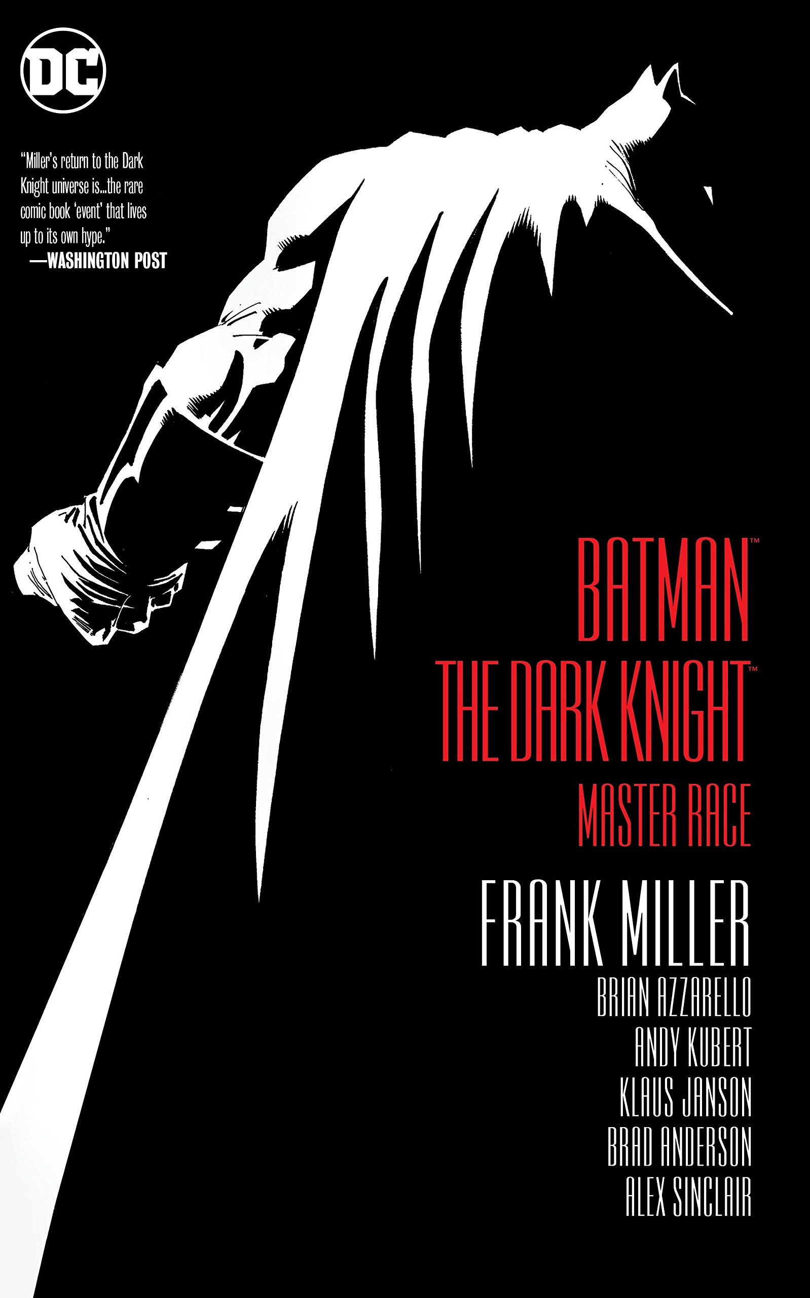 Leer Batman The Dark Knight III: The Master Race Online en Español