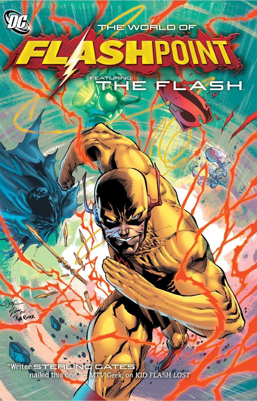 Leer Flashpoint Comic Saga Principal online en español