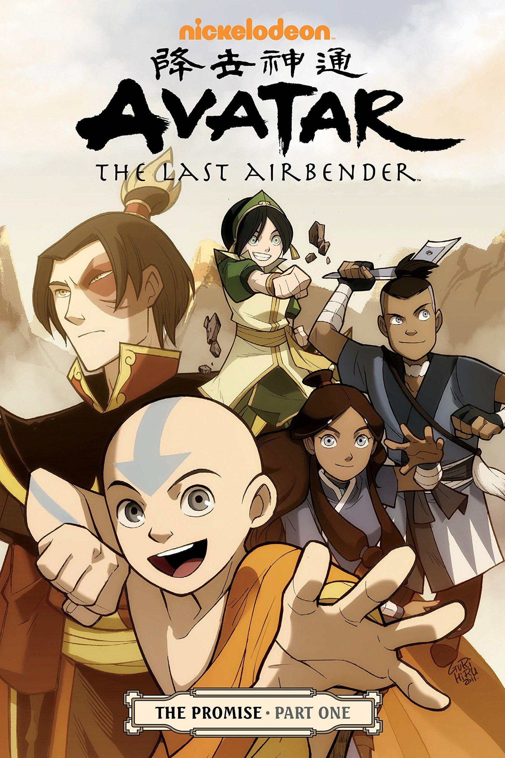 Leer Comic Avatar The Promise / La Promesa Online en Español