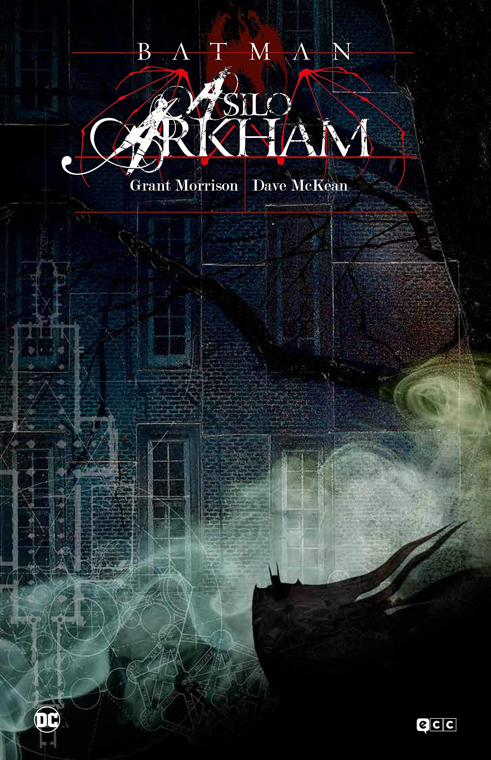 Leer Comic Batman: Arkham Asylum Online en Español