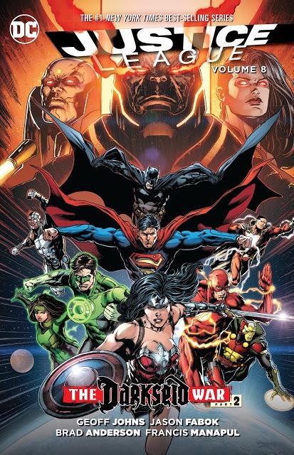 Leer Justice League Darkseid Wars Online en Español