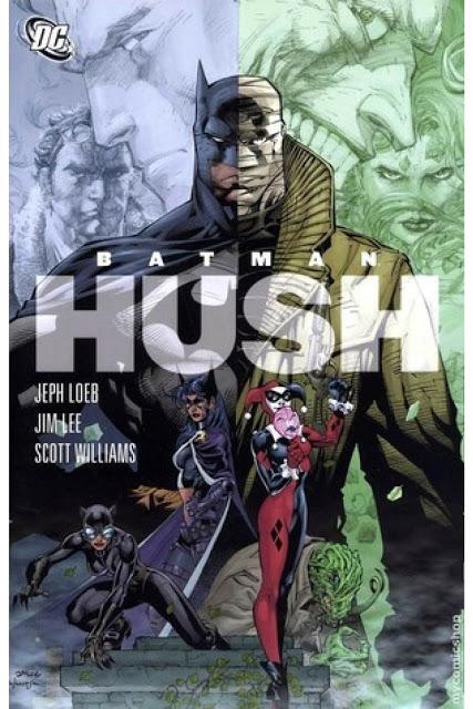 Leer Batman Hush Online en Español