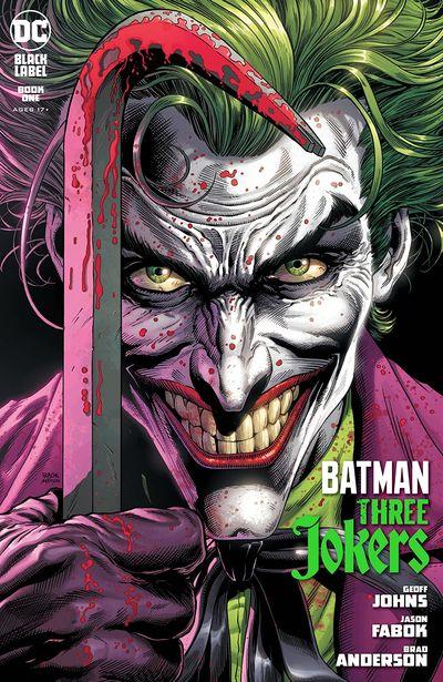 Leer Batman Three Jokers / Tres Jokers Online en Español