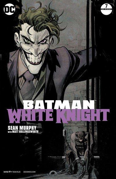 Leer Batman: White Knight Online en Español
