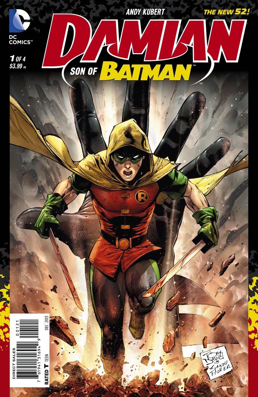 Leer Damian: Hijo de Batman / Son of Batman Online en Español