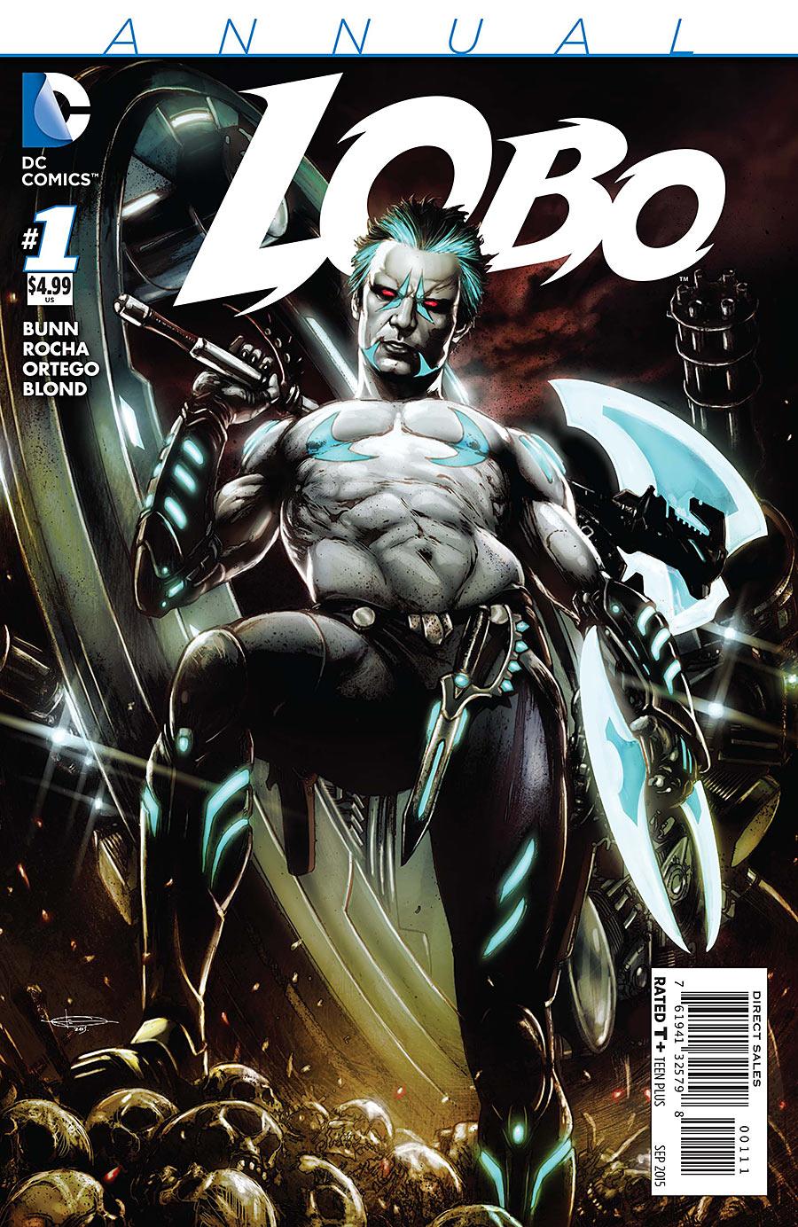 Leer Lobo Volumen 3 Online en Español