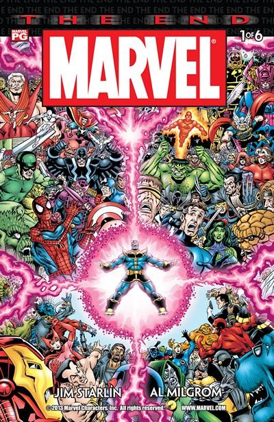 Leer Marvel The End Comic Online en Español