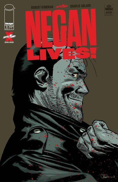 Leer Negan Lives! Online en Español