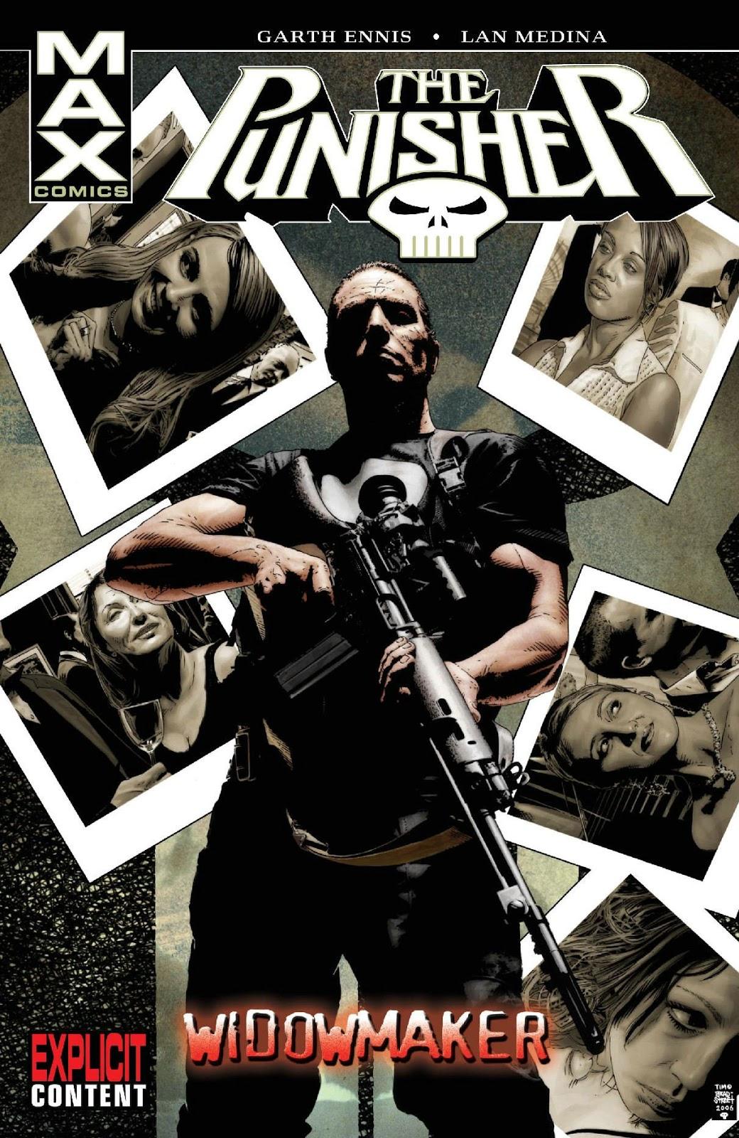 Leer Punisher MAX Volumen 1 Online en Español