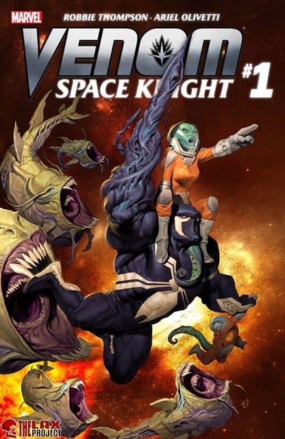 Leer VENOM SPACE KNIGHT Online en Español