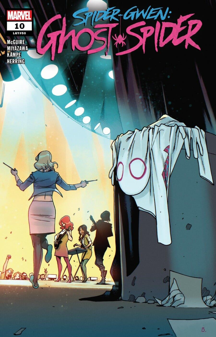 Leer Spider-Gwen: Ghost-Spider Online en Español