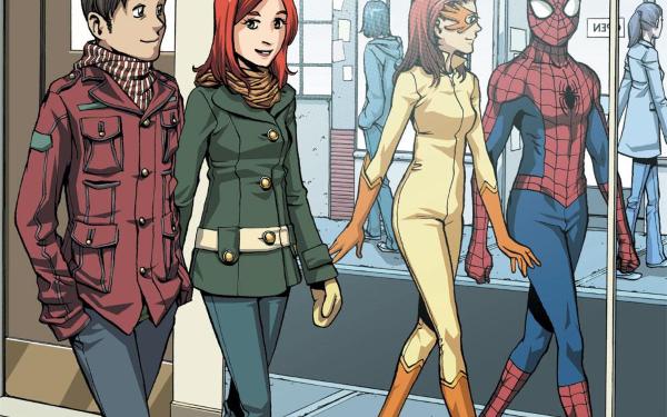 Leer SPIDER-MAN LOVES MARY JANE Volumen 1 y 2 Online en Español