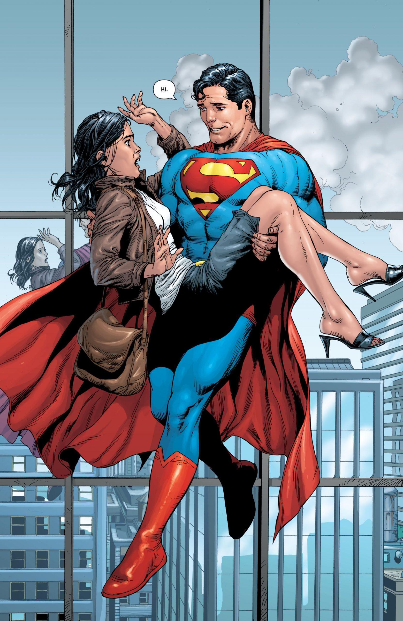 Leer Superman: Origen Secreto Online en Español