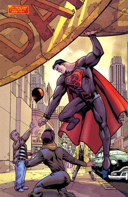 Leer Superman: Red Son Online en Español