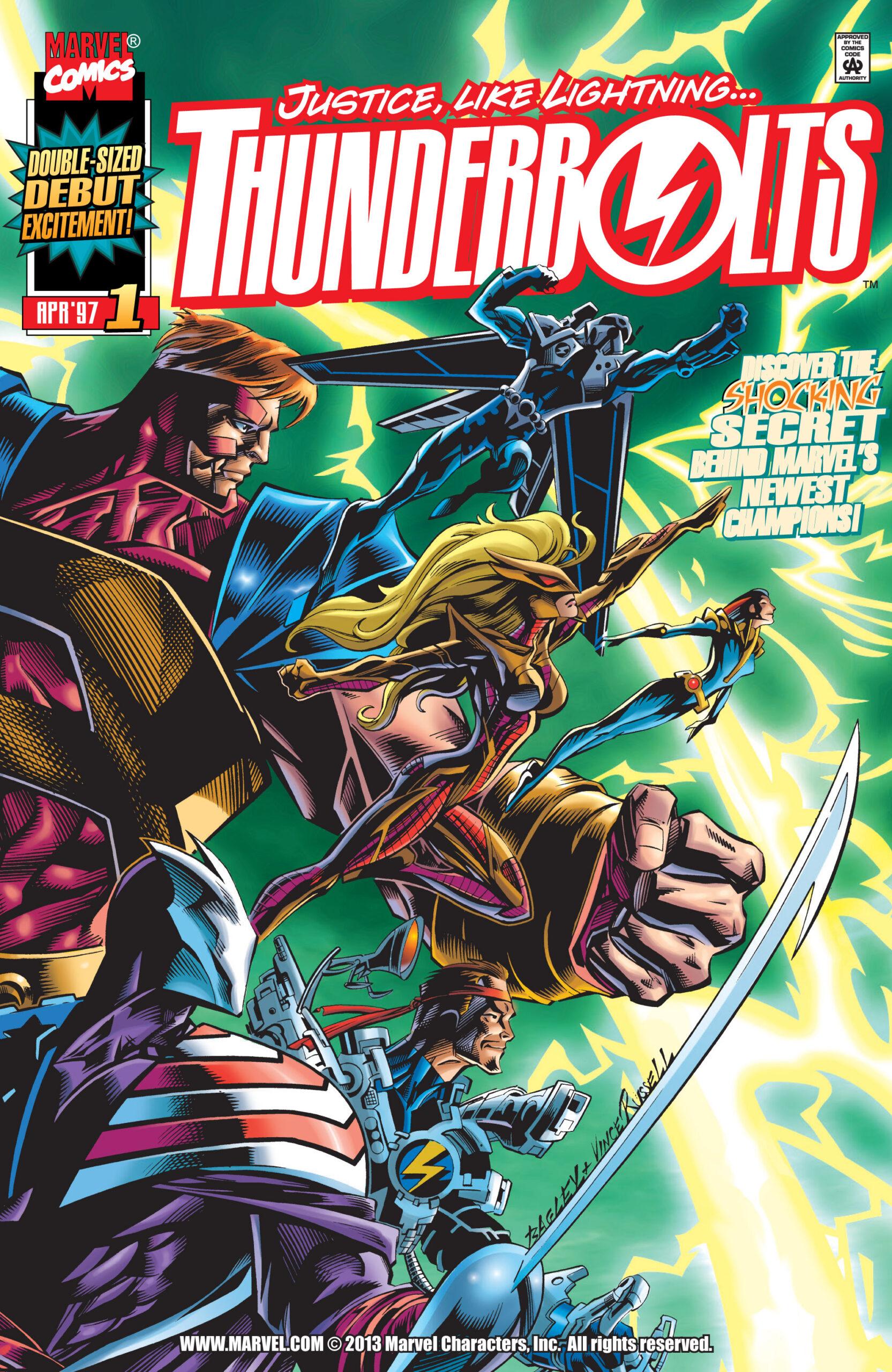 Leer Thunderbolts Volumen 1 Online en Español