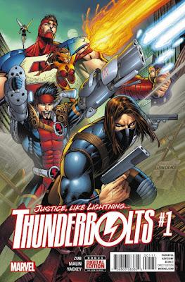 Leer Thunderbolts Volumen 3 Online en Español