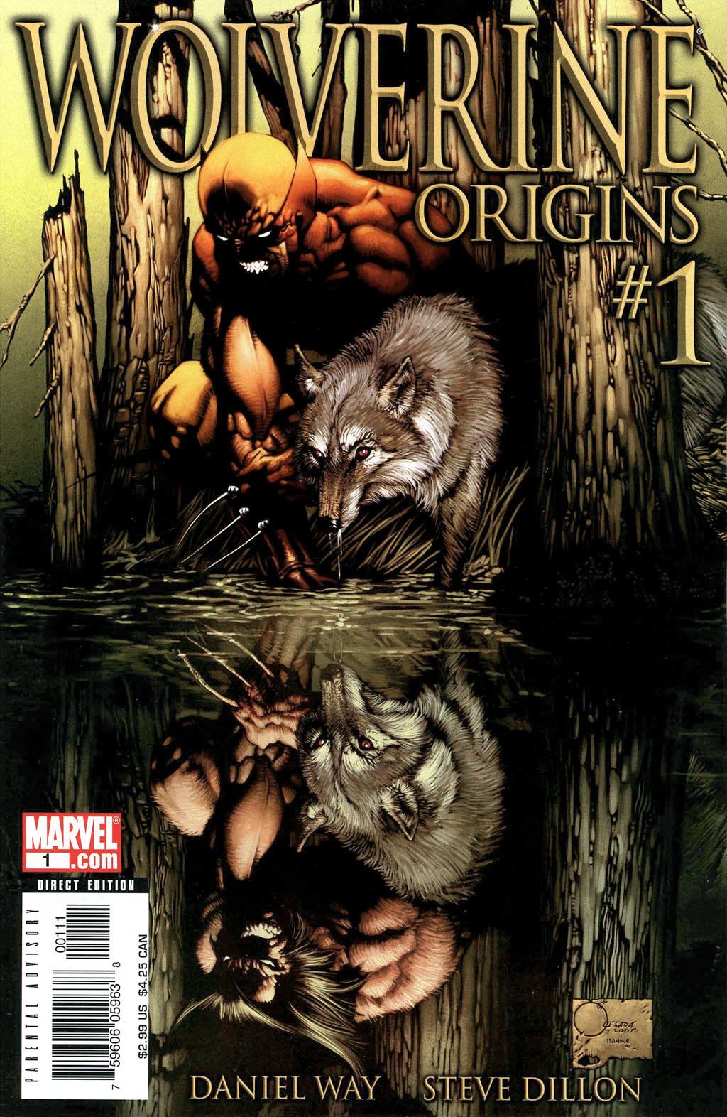 Leer Wolverine : Origins Online En Español