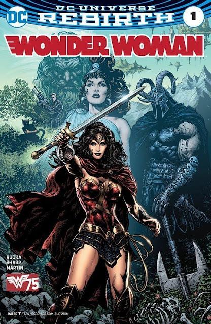 Leer Wonder Woman #67 – #83 [Rebirth] Online en Español
