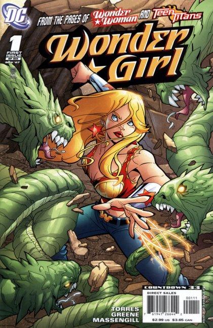 Leer Wonder Girl Volumen 1 y 2 Online en Español