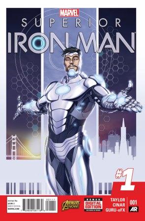 Leer Superior Ironman Online en Español