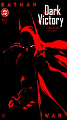Leer Batman Dark Victory Online en Español