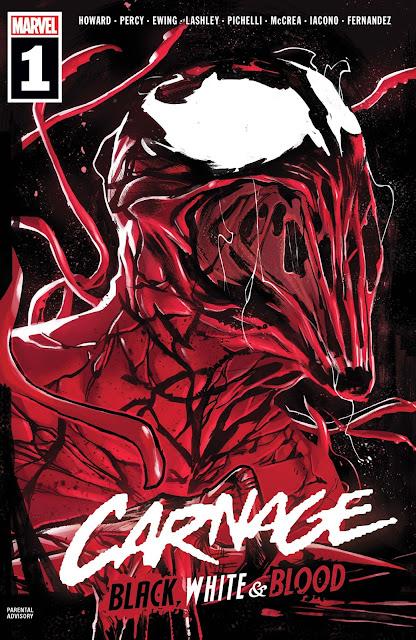 Leer Carnage Black White & Blood Online en Español