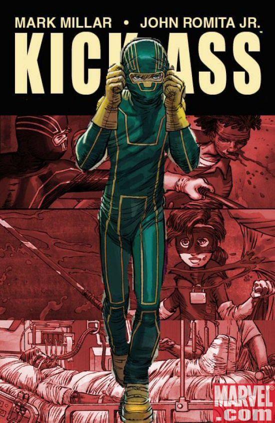 Leer Kick Ass Volumen 1, 2 y  3 Online en Español