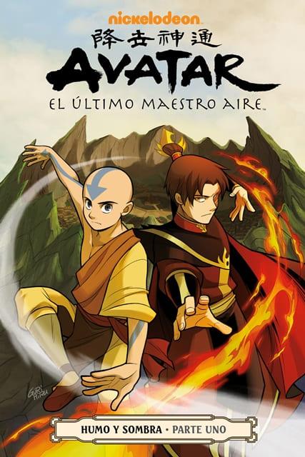 Leer Comic Avatar El Ultimo Maestro Aire: Humo y Sombra Online en Español