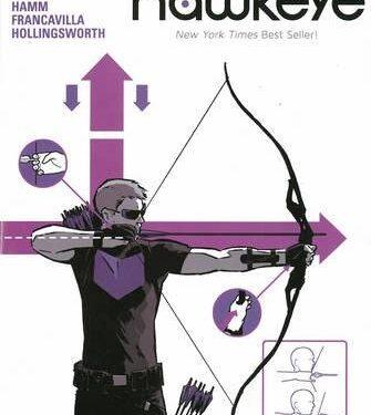 Leer Hawkeye Volumen 1, 2, 3, 4 y 5  comic online en español