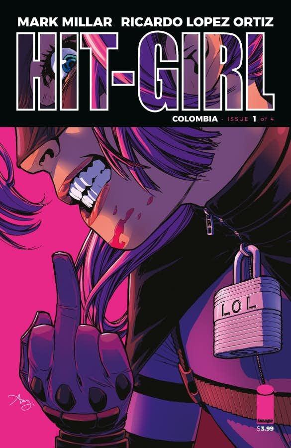 Leer Hit-Girl Volumen 1 y 2 Online en Español