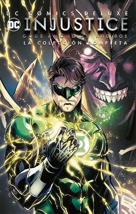Leer Injustice año 2 Comic Online en Español