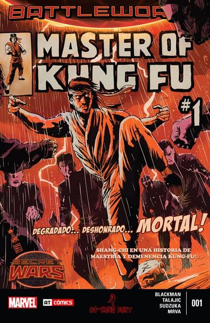 Leer MASTER OF KUNG FU VOL 2 Online en Español
