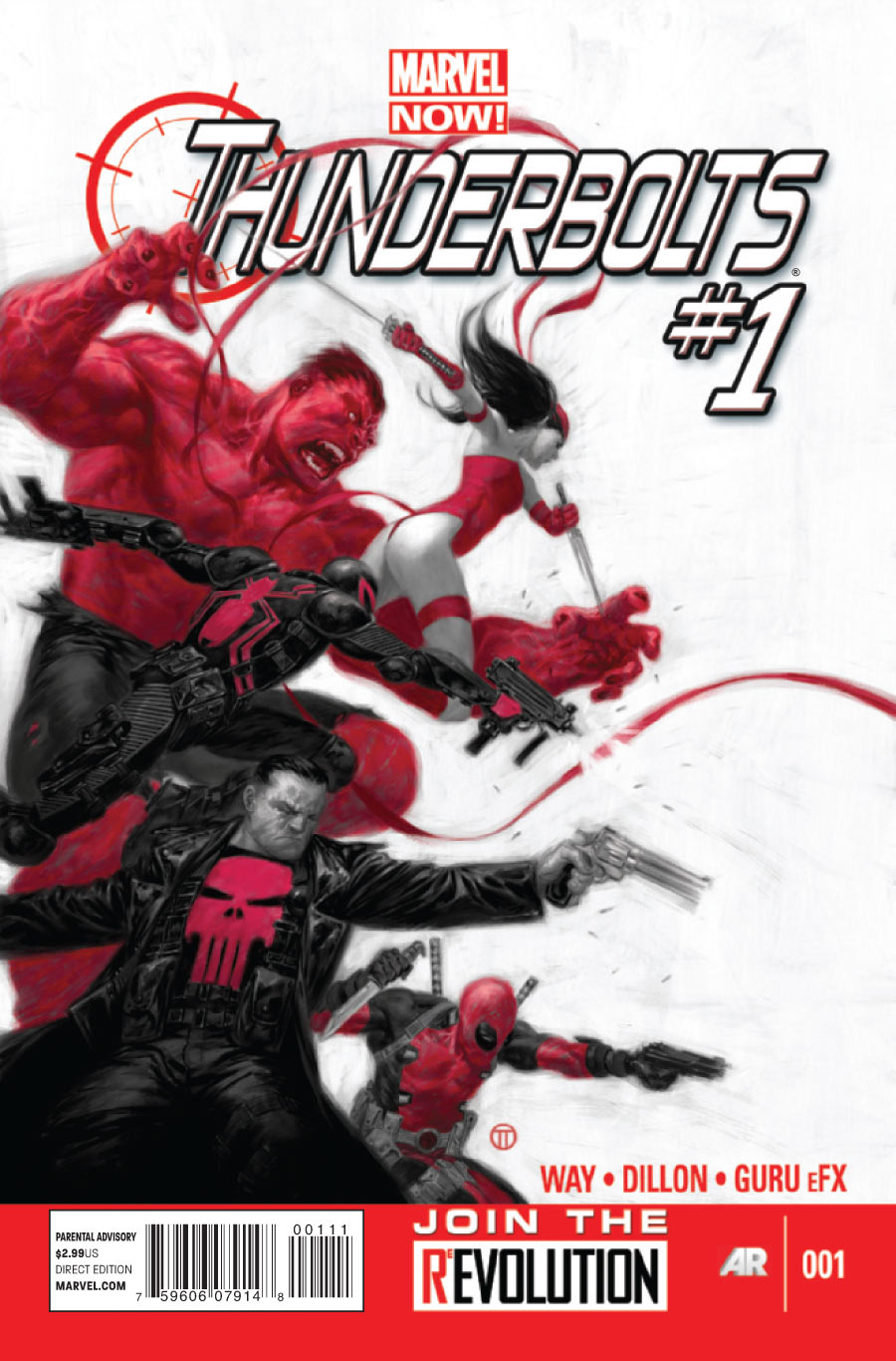 Leer Thunderbolts Volumen 2 Online en Español
