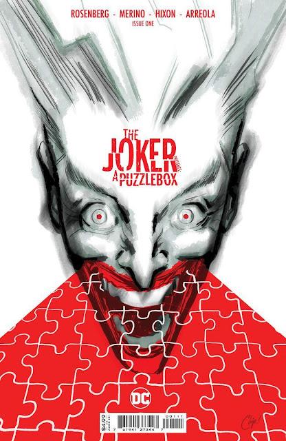 Leer The Joker Presents A Puzzlebox Online en Español