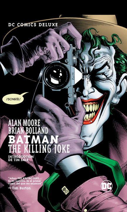 Leer Batman: The Killing Joke Online en Español