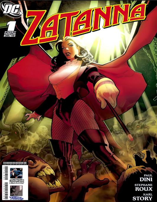 Leer Comic Zatanna Volumen 1, 2 y 3 Online en Español