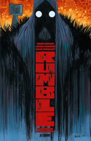 Leer Rumble Comic Online en Español