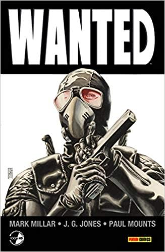 Leer Comic Wanted Online en Español