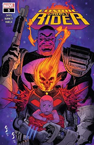 Leer Cosmic Ghost Rider Online en Español
